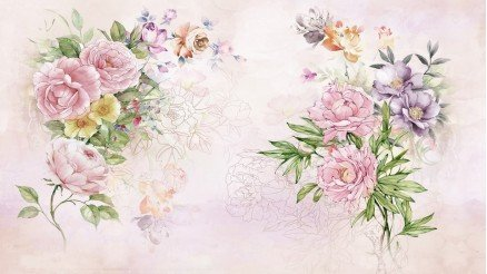 SNT-160017088 - Sanatsal Duvar Kağıdı