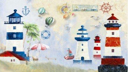 SNT-160017109 - Sanatsal Duvar Kağıdı