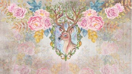 SNT-160017117 - Sanatsal Duvar Kağıdı