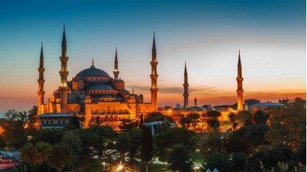 Sultanahmet Cami Duvar Kağıdı