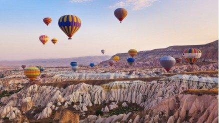 Nevşehir Balon Duvar Kağıdı