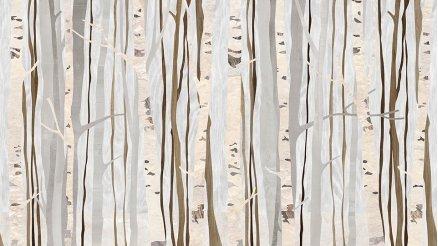 Ağaç Gövdeleri Duvar Kağıdı