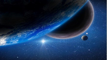 UZY-150017022 Uzay Duvar Kağıdı