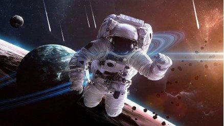UZY-150017054 Uzay Duvar Kağıdı