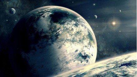 UZY-150017066 Uzay Duvar Kağıdı