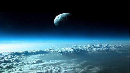 UZY-150017109 Uzay Duvar Kağıdı