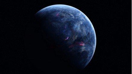UZY-150017116 Uzay Duvar Kağıdı