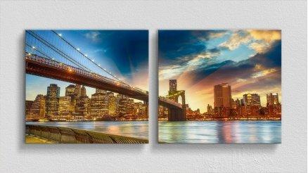 KPR-120017003 - Köprü Temalı Kanvas Tablo