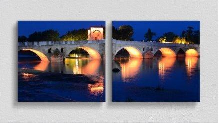 KPR-120017042 - Köprü Temalı Kanvas Tablo