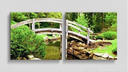 KPR-120017045 - Köprü Temalı Kanvas Tablo