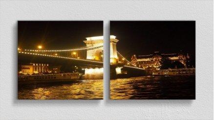 KPR-120017054 - Köprü Temalı Kanvas Tablo