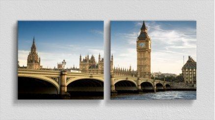 KPR-120017055 - Köprü Temalı Kanvas Tablo