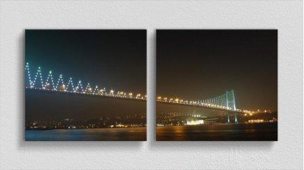 KPR-120017060 - Köprü Temalı Kanvas Tablo