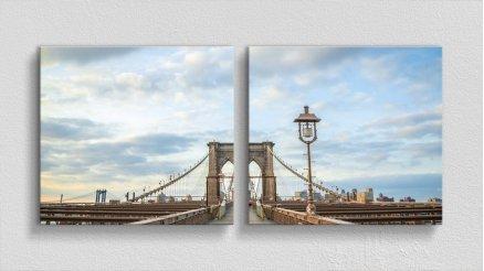 KPR-120017063 - Köprü Temalı Kanvas Tablo